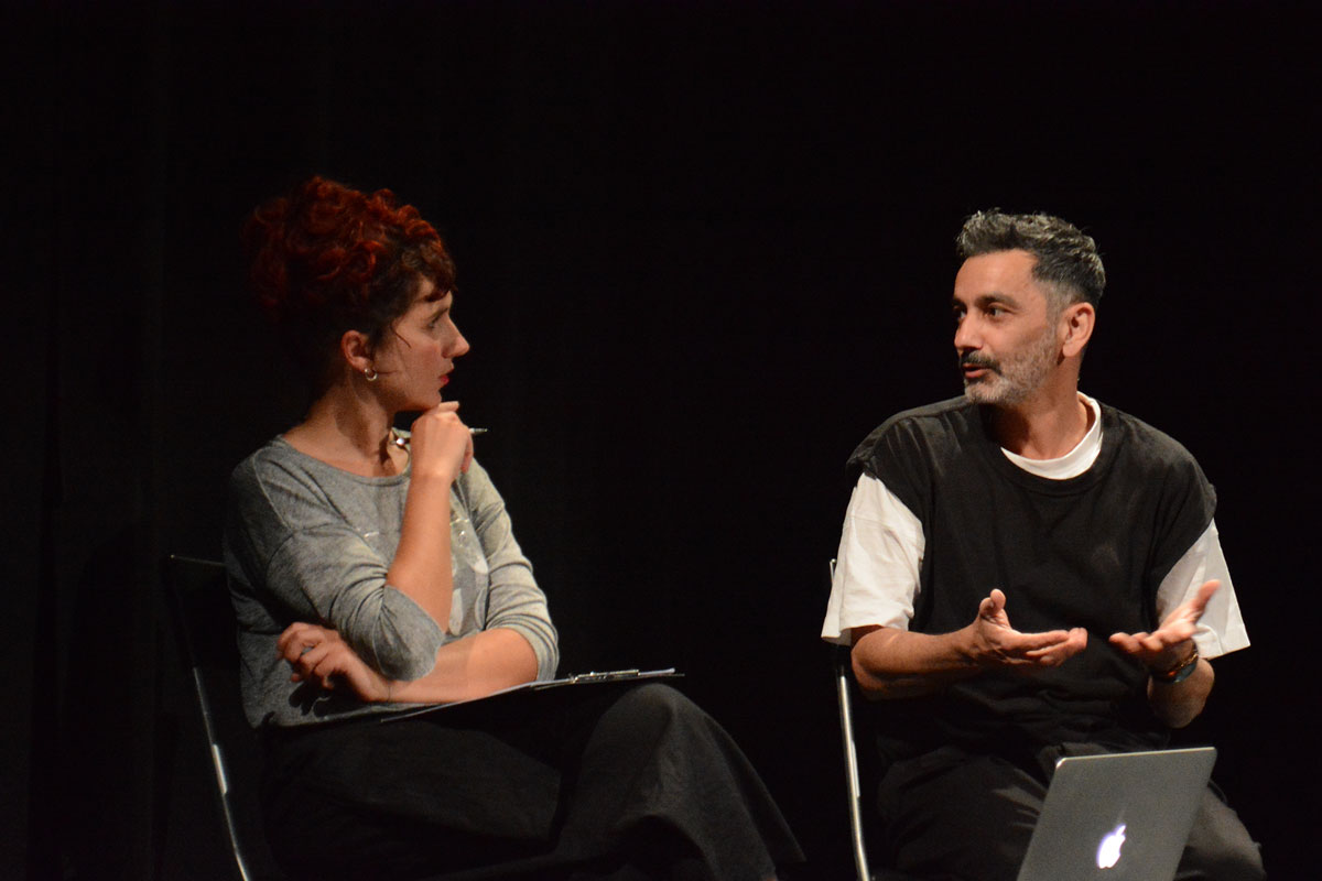 ARC_dialogues Fotis_Nikolaou-Chrysanthi_Badeka- photo by RGB Studios
